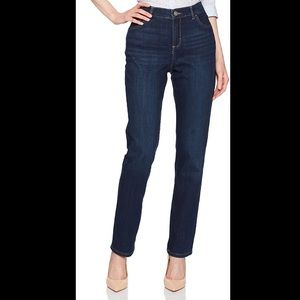 LEE | Relaxed Fit Straight Leg High Rise 8 Tall